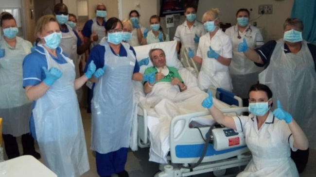 Patient 0 Corona